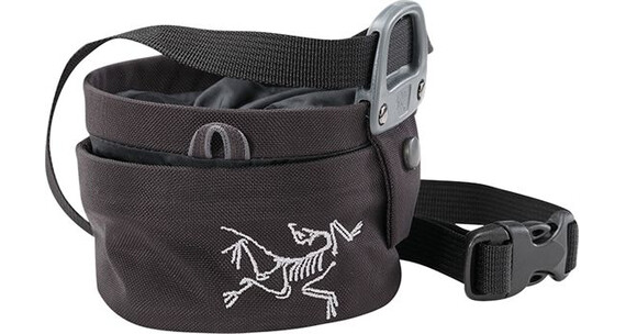 Arcteryx Aperture Chalk Bag S Black